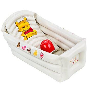 DISNEY Winnie the Pooh bañera hincable con reductor
