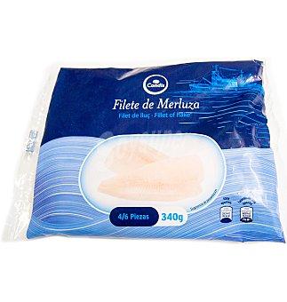 Condis Filete merluza sin piel 340 G