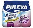 Leche Desnatada Sin Lactosa Botella Pack6x1 lt Puleva