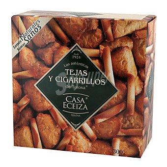 Casa Eceiza Tejas-cigarrillos Caja 300 g
