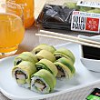Aguacate roll 8 Piezas