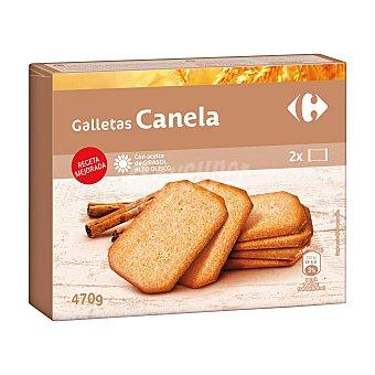 Carrefour Galletas con canela 470 G 470 g