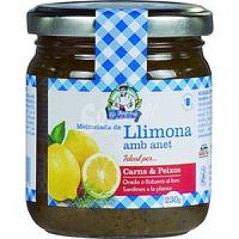 La Fageda Mermelada de limón Frasco 230 g