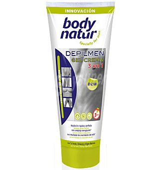 Body Natur Crema gel men 200 ML