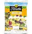 Ensalada Mezclum (escarola rizada, radicchio, brote de lechuga rojo y espinaca baby) 150 Gramos Florette