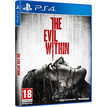 PS4 Videojuego The Evil Within  1 Unidad