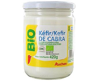 Auchan Kéfir de cabra ecológico 420 g