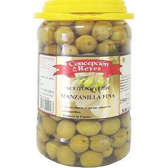 CONCEPCION DE LOS REYES Aceitunas manzanilla  envase 800 g neto escurrido
