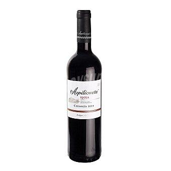 Azpilicueta Vino tinto de crianza con denominación de origen calificada Rioja Botella de 75 cl