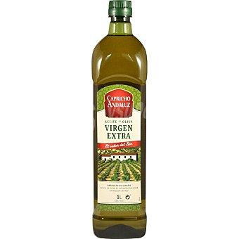 Capricho Andaluz Aceite de oliva virgen extra Botella 1 l