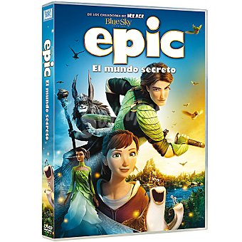 Epic. El mundo secreto DVD
