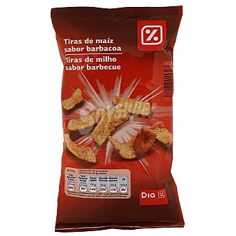 DIA Aperitivo tiras de maíz Bolsa 130 gr