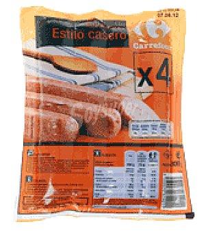 Carrefour Salchichas caseras 300 g