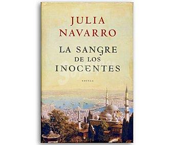 DeBolsillo La sangre de los inocentes, julia navarro, bolsillo, género: novela histórica, Editorial Debolsillo