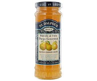 St. Dalfour Mermelada de peras gourmet 284 g