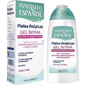 Instituto Español gel íntimo para pieles atópicas suavizante e hidratante Botella 300 ml
