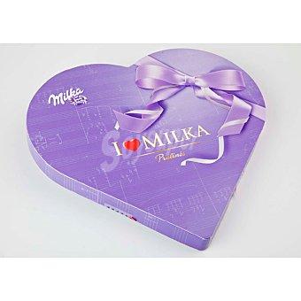 Milka Bombones de chocolate Caja 187 g