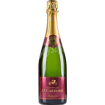 LE CARROSSE Champagne brut Premier botella 75 cl