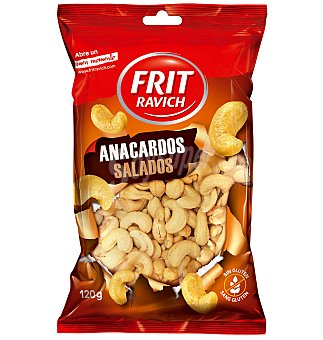 Frit Ravich Anacardos sal 120 G