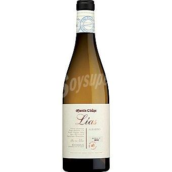 Martín Códax Vino blanco albariño Lías D.O. Rías Baixas Botella 75 cl