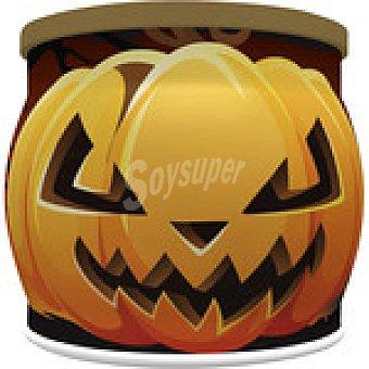 DEKORA Calabaza Halloween con luz y caramelos  caja 1 unidad