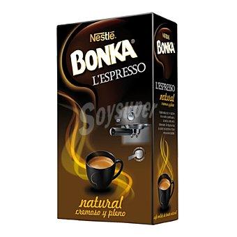 Bonka Nestlé Café molido natural L'espresso Paquete 250 g