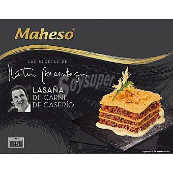 Martin Berasategui Lasaña de carne de caserío Estuche 300 g