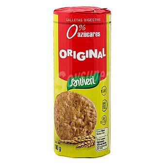Santiveri Galletas originales digestive sin azúcares añadidos Paquete 190 g