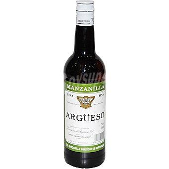 Argueso ARGUESO manzanilla de Sanlucar  botella 75 cl