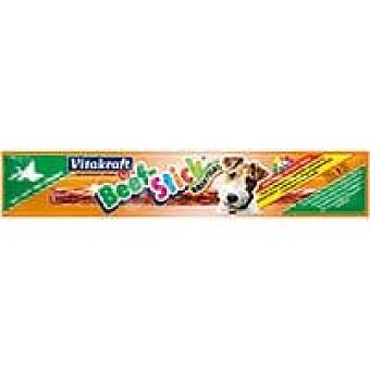Vitakfraft Beef Stick para perro de caza Pack 1 unid