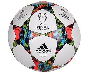 Adidas Balón Capitano talla 5, réplica del balón de la final de Champions League, Berlín 2015, 1 unidad
