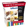 Pack dieta 1 semana 855 g Bimanan