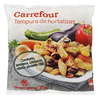 Carrefour Tempura 5 verduras 400 g