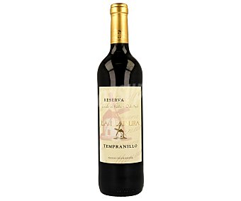 La Llanura Vino Tinto Reserva D.O. La Mancha Botella 75 Centilitros