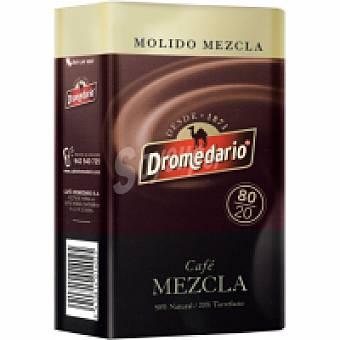 Dromedario Café molido mezcla 80/20 Paquete 250 g