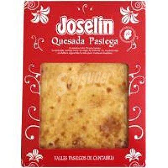 Joselin Quesada pasiega Bandeja 1 kg
