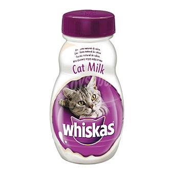 Whiskas Mil leche Botella de 200 ml