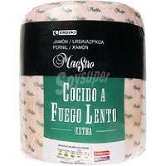 Eroski Jamón cocido extra 100 g