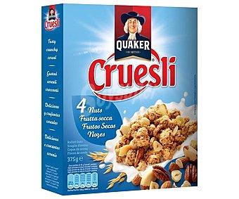 Cruesli Cereales con 4 frutos secos 375g