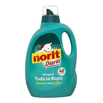 """Norit Detergente lavadora """"cuidado total"""" 1800 ml"""