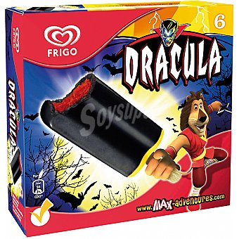 Frigo Drácula Pack 6x54 ml