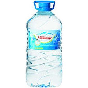 Montseny Agua garrafa 5 litros