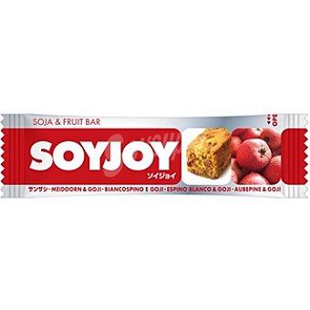 SOYJOY Soja & Fruit Bar Barrita energética de bayas de Goji Envase 30 g