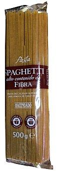 Hacendado Spaghetti fibra pasta Paquete 500 g