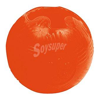 Gloria Pelota para perro naranja grande diámetro 9,52 cm 1 unidad