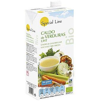 Special Line Caldo de verduras sin grasa ecológico Envase 1 l