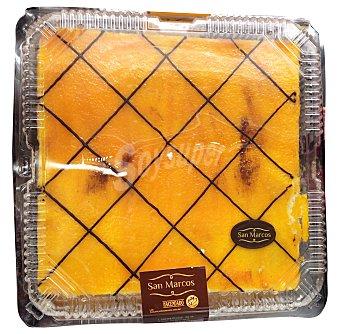 Hacendado Tarta San Marcos (cuadrada) pastelería horno 1600 g