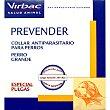 Collar antiparasitario para perros especial pulgas 1 unidad VIRBAC PREVENDER