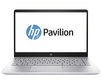"HP Portátil 14"" Pavilion 14-BF000NS, Intel Core i5-7200U, 8GB Ram, 256GB ssd, nvidia geforce 940MX, Windows 10"