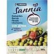Guisantes con jamón Bandeja 300 g Eroski Sannia